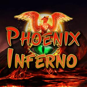 Phoenix Inferno logo achtergrond