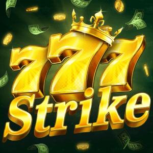 777 Strike logo achtergrond