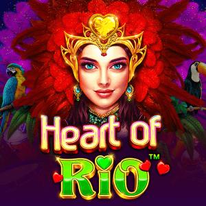 Heart of Rio logo achtergrond