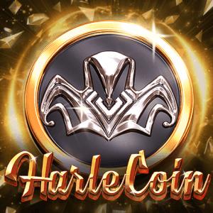 HarleCoin logo achtergrond