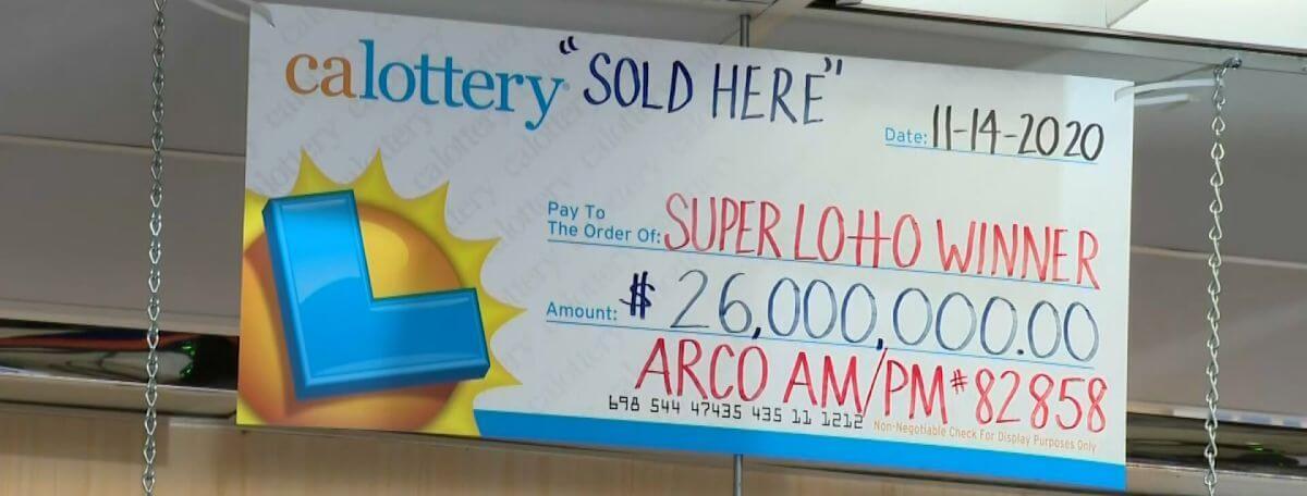 Californie Loterij CS