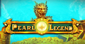 Pearl Legend: Hold & Win logo achtergrond