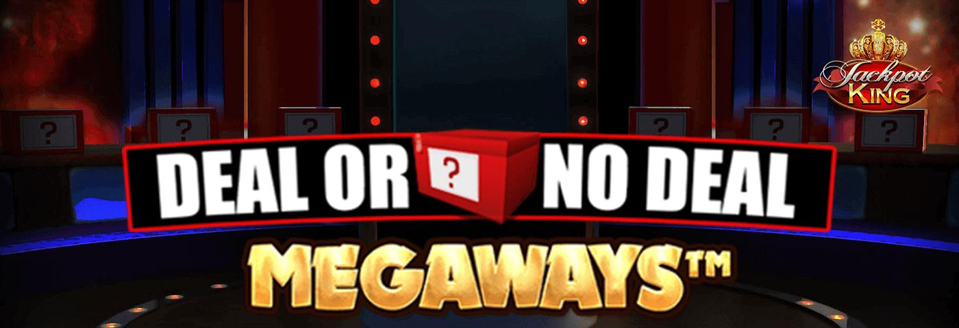 Deal Or No Deal Megaways CS Jackpot