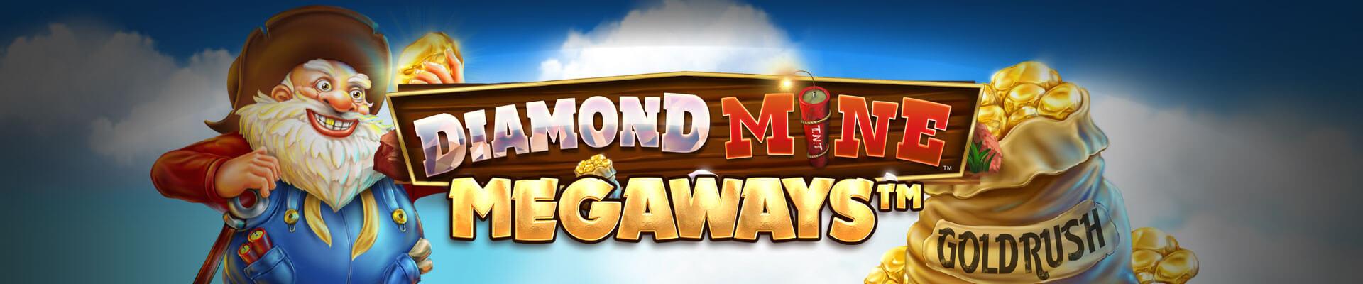 Diamond Mine Megaways CS