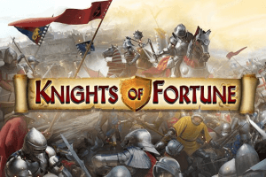 Knights of Fortune logo achtergrond