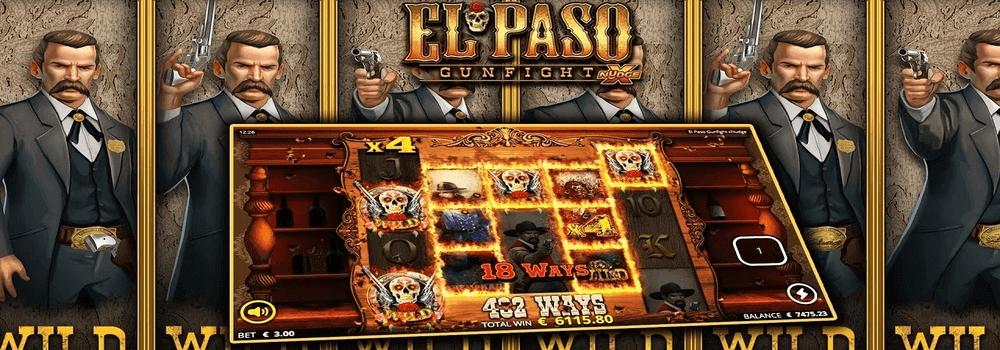Nolimit City CS El Paso