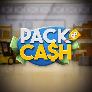 Pack & Cash logo achtergrond