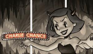 Charlie Chance XreelZ logo achtergrond