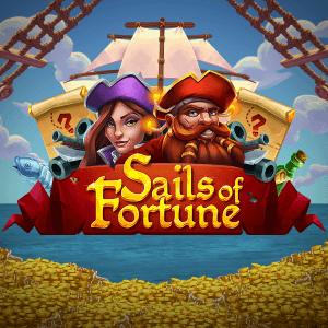 Sails of Fortune logo achtergrond
