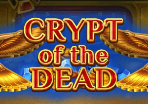 Crypt of the Dead logo achtergrond