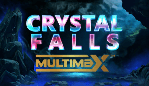 Crystal Falls Multimax logo achtergrond