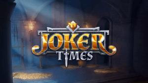 Joker Times logo achtergrond