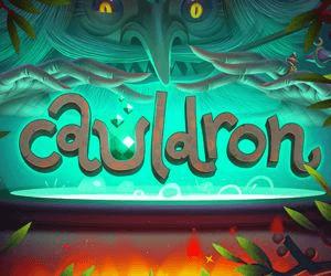 Cauldron logo achtergrond