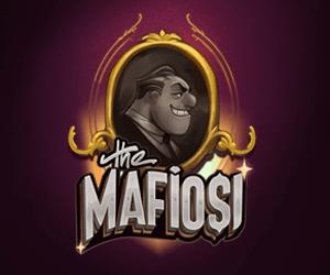 The Mafiosi logo achtergrond