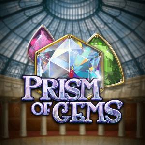 Prism of Gems logo achtergrond