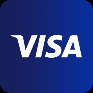 VISA Casino logo