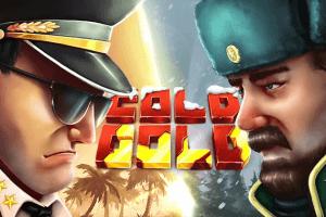 Cold Gold logo achtergrond