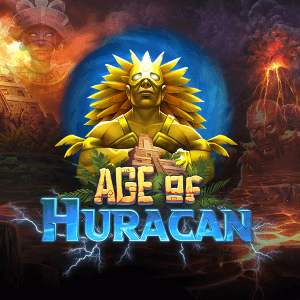 Age of Huracan logo achtergrond