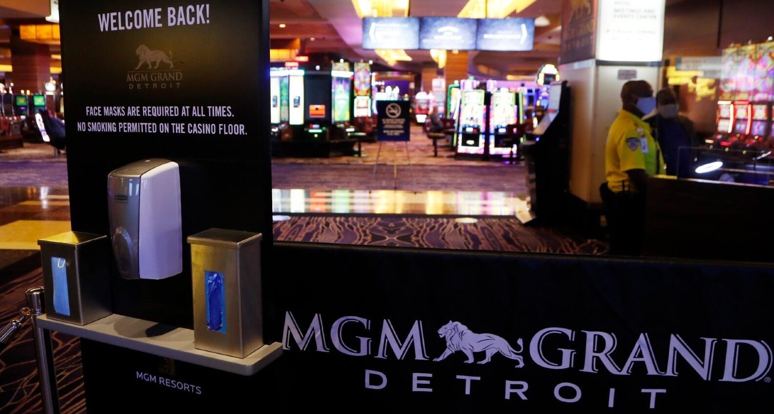 MGM CS Detroit