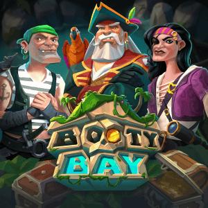 Booty Bay logo achtergrond