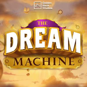 The Dream Machine logo achtergrond