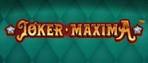 Joker Maxima logo achtergrond
