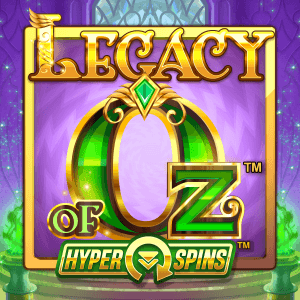 Legacy of Oz logo achtergrond