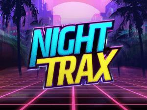 Night Trax logo achtergrond