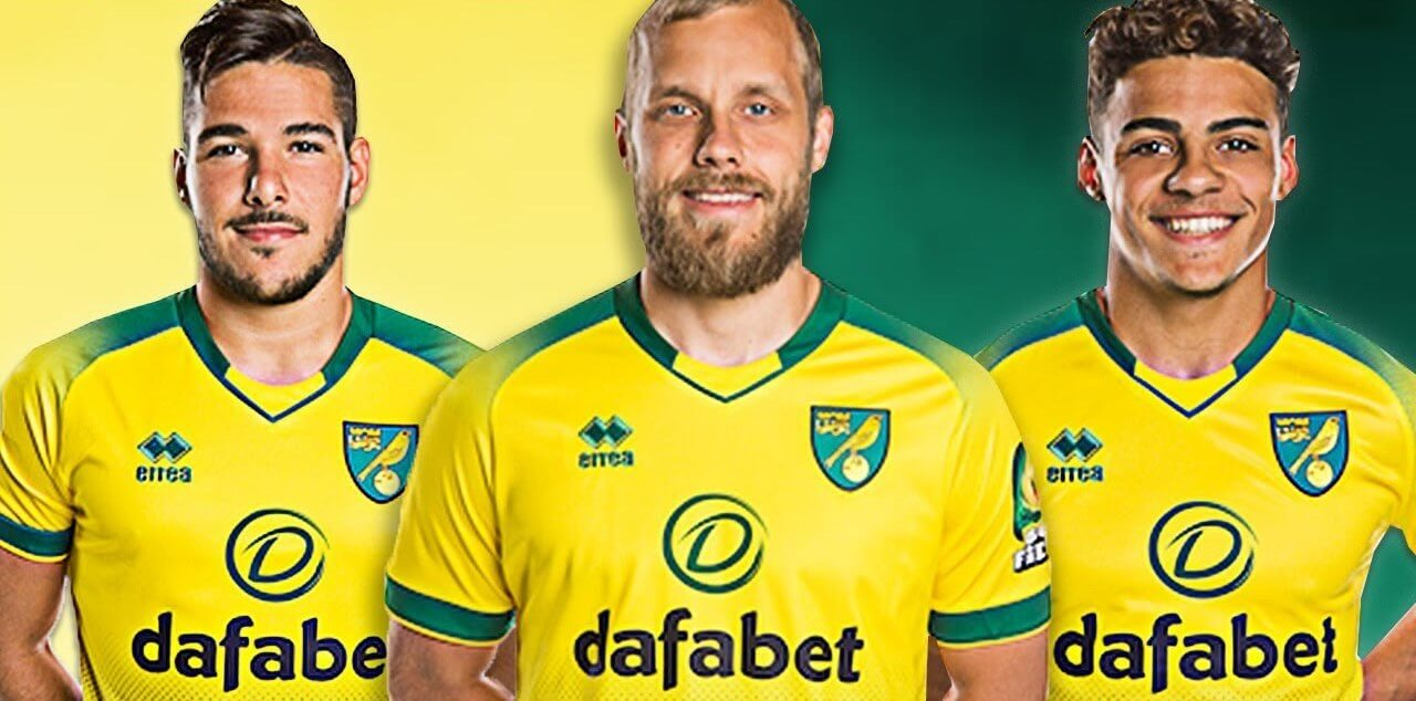 Norwich City CS Dafabet