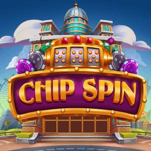 Chip Spin logo achtergrond