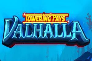 Towering Pays Valhalla logo achtergrond