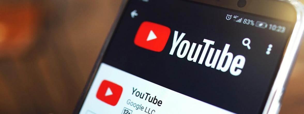YouTube CS blokkade