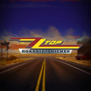 ZZ Top Roadside Riches logo achtergrond