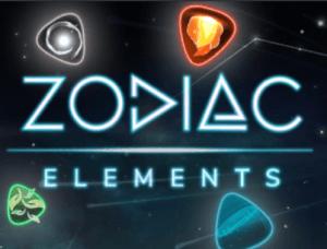 Zodiac Elements logo achtergrond