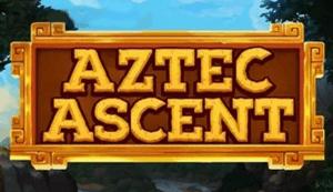 Aztec Ascent logo achtergrond