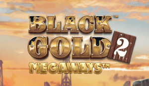 Black Gold 2 Megaways logo achtergrond