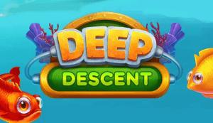 Deep Descent logo achtergrond