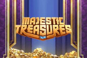 Majestic Treasure logo achtergrond