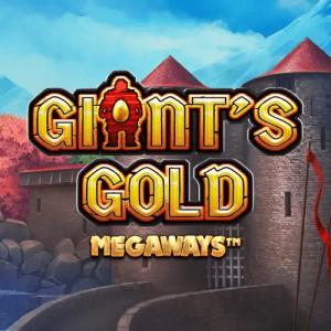 Giant's Gold Megaways logo achtergrond