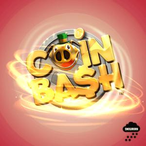 Coin Bash logo achtergrond