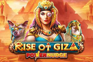 Rise of Giza PowerNudge logo achtergrond