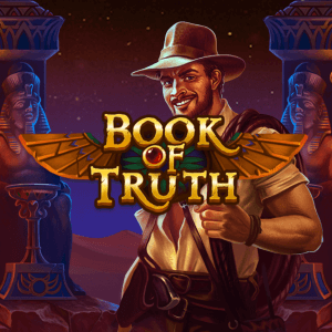 Book of Truth logo achtergrond