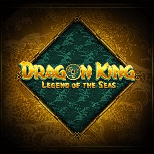 Dragon King Legend of the Seas logo achtergrond