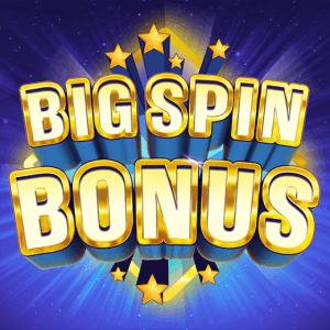 Big Spin Bonus logo achtergrond