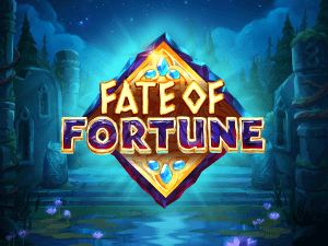 Fate Of Fortune logo achtergrond