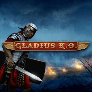 Gladius K.O. logo achtergrond