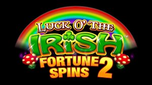 Luck O' The Irish Fortune Spins 2