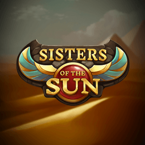 Sisters of the Sun logo achtergrond