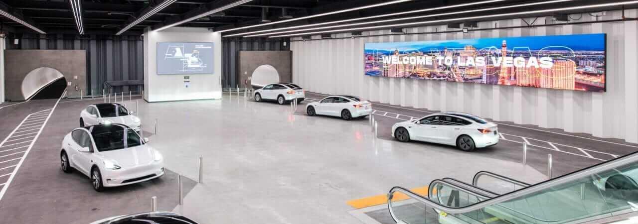 Tesla Las Vegas CS