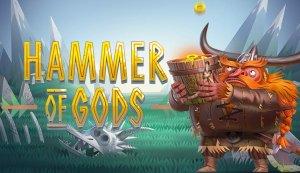 Hammer of Gods logo achtergrond